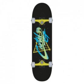 "CARTEL Skateboard 7,8"" - Mixte - Jaune"