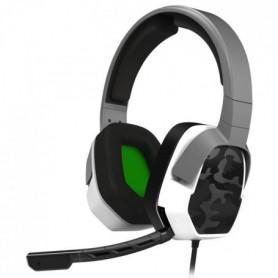 Casque Afterglow LVL3 Camo Blanche pour Xbox One