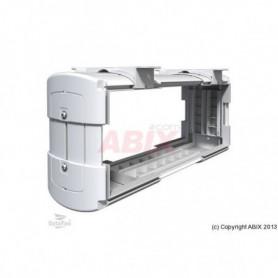 DATAFLEX Support de bureau DF-35100 - Blanc