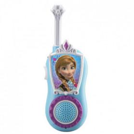 REINE DES NEIGES Talkie-walkie pour enfant