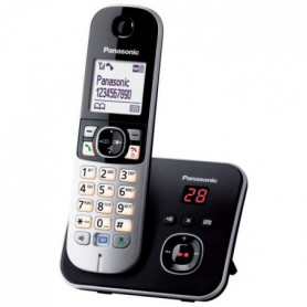 Panasonic KX-TG6821 Téléphone Sans Fil Répondeur