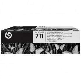 HP - 1 Tete d'impression 711 - Multicolor