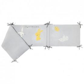BABYCALIN Tour de lit Adaptable Lapin Cache-cache