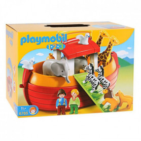 PLAYMOBIL 1.2.3. - 6765 - Arche de Noé Transportable