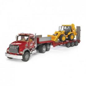 BRUDER - 2813 - Camion de transport MACK