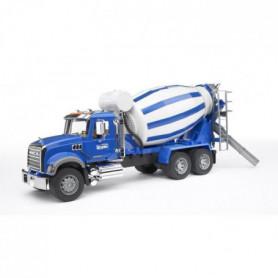 BRUDER - 2814 - Grand Camion toupie a beton MACK