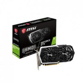 MSI Carte graphique GeForce GTX 1660 Ti  6 Go Armor 6G