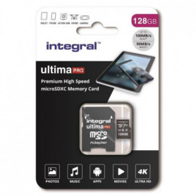 INTEGRAL MEMORY Premium High Speed V30 UHS-I