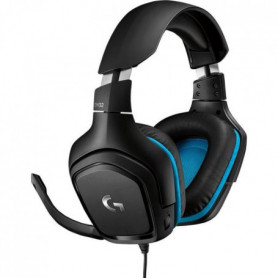 LOGITECH Casque Gaming Filaire G432