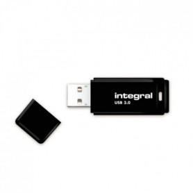 INTEGRAL MEMORY Clé USB 3.0 - 128 Go - Noir