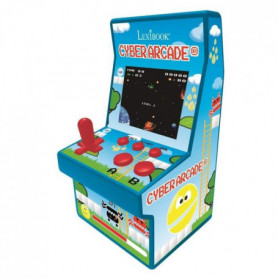 LEXIBOOK - Cyber Arcade Console, 200 Jeux, Ecran