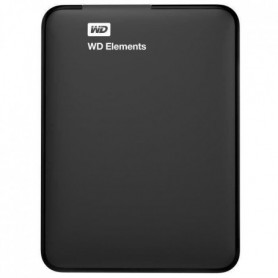 WD - Disque dur Externe - Elements Portable - 2To