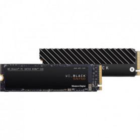 WD - SSD Interne - Black SN750 NVMe SSD - 500Go