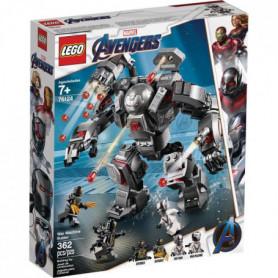 Lego 76124 War Machine Vehicle