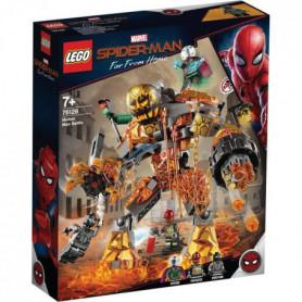 Lego 76128 Sm Molten Man