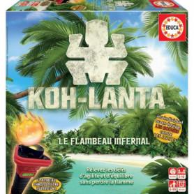 Koh-Lanta : Le Flambeau Infernal - Jeu de société