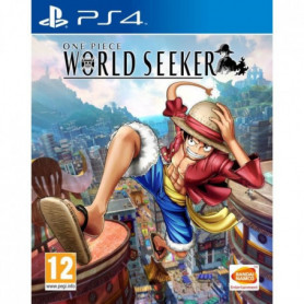 One Piece World Seeker Jeu PS4
