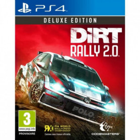 Dirt Rally 2.0 Deluxe Édition Jeu PS4