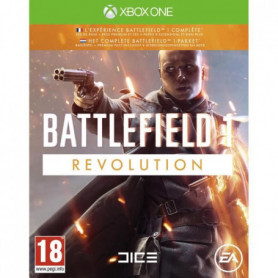 Battlefield 1 Edition Revolution Jeu Xbox One