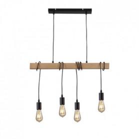 150 - Noir - Ampoules décoratives E27 40W fournies