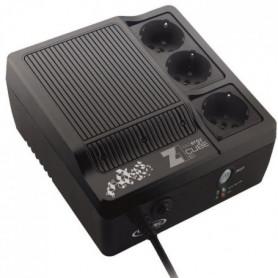 INFOSEC Onduleur Z1 Zenergy Cube EX 400 - 400 VA 3 Prises