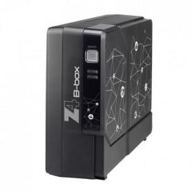 INFOSEC Onduleur Z4 B-Box EX 700 - 700 VA 3 Prises