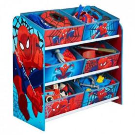 SPIDERMAN - Meuble de rangement pour chambre d'enfant