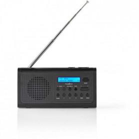 NEDIS RDDB1500BK Radio DAB+