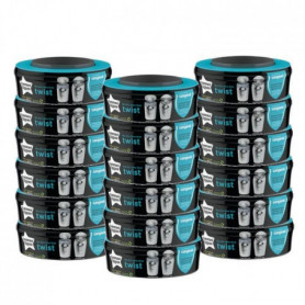 Tommee Tippee - Recharges poubelles Twist & Click