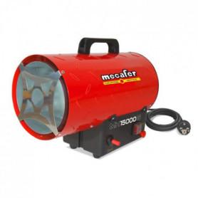 MECAFER Chauffage a gaz avec turbine incorporée