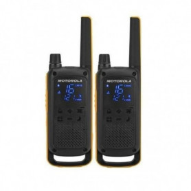 MOTOROLA Pack de 2 Talkies Walkies Radios T82