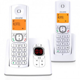 Alcatel F530 duo répondeur