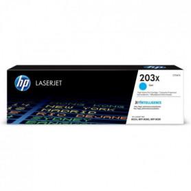 - Pour HP Color LaserJet Pro M254/M280/M281 - Cyan