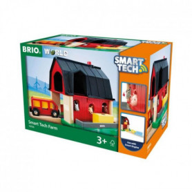 BRIO World  - Smart Tech - 33936 - Ferme Intellige