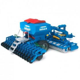 BRUDER - 2026 - Semoir Lemken Solitair 9 tracteur