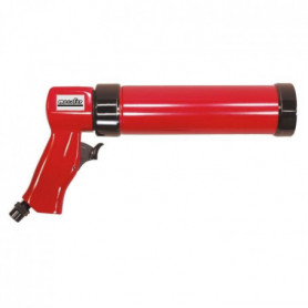 MECAFER Pistolet distributeur mastic/silicone pneu