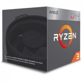 AMD Processeur RYZEN 3 2200G - RADEON VEGA 8 GRAPHICS