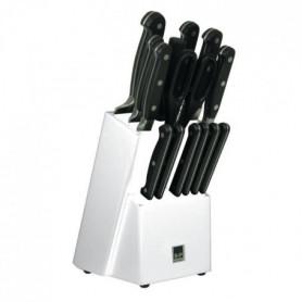 SP Bloc couteau Blade - 15 pieces - Blanc