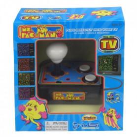 Console avec jeu vidéo intégré Ms Pacman TV Arcade