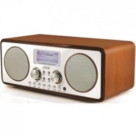 CGV DR30i Radio réveil / Web radio - Internet, DAB