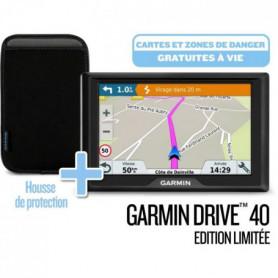 GARMIN Pack GPS Drive? 40 Cartes a vie (LM) Editio