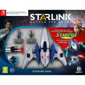Starlink Pack de démarrage Jeu Switch