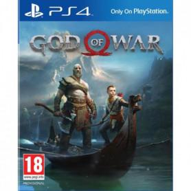 God of War Jeu PS4