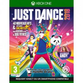 Just Dance 2018 Jeu Xbox One