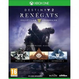 Destiny 2 Renegats Collection Légendaire Jeu Xbox