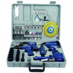 HYUNDAI Kit outils pneumatiques pour compresseur