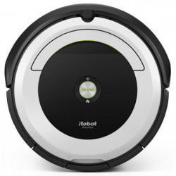 iROBOT Roomba 691 - Aspirateur robot connecté - 26W - 61 dB