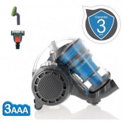 EZIclean Turbo Eco-pets, Aspirateur sans sac multi-cycloniqu