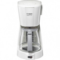 BOSCH TKA3A031 Cafetiere filtre CompactClass Extra - Blanc