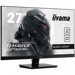 "IIYAMA Ecran G-Master Black Hawk - 27"" Full HD - Dalle TN"